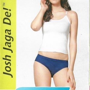 DIXCY JOSH PLAIN PANTY HIPSTER PACK OF 10Pcs