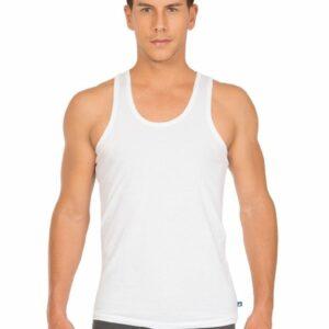 Jockey Plain Vest Pack Of 3 Style – 8820