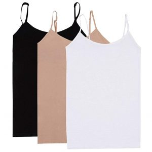 BODY CARE CAMISOL #65 PACK OF 3Pcs