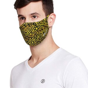 Bodycare 100% Cotton Super Soft Reusable  outdoor protection face mask for Every one