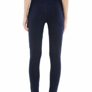 Floret Slim Fit Pants In Navy Blue Color, P-20023