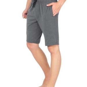Jockey Knit Boxers For Men's In Light Gray Color AM-12