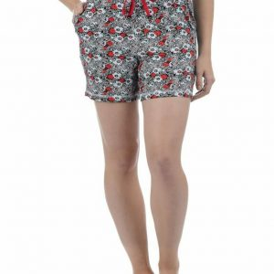 Sweet Dream Women's Printed Fashion Shorts F-LLB-1132A Pack Of 2 Pcs