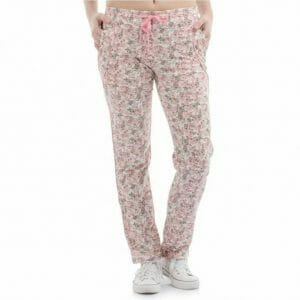 Lovable Cotton Printed Track Lower NEO CLassic Pink Print