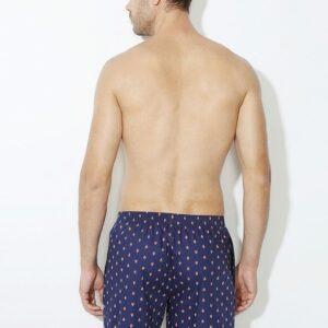 Van Heusen Men`s Printed Cotton Boxer Shorts 10112