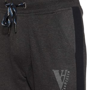 Van Heusen Straight Fit Joggers 50044 Zipper Pocket