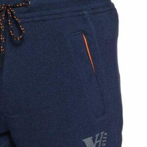 Van Heusen Straight Fit Rich Joggers 50044 Neon Zipper Pocket