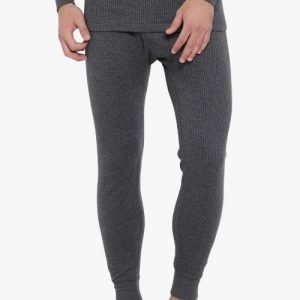 Monte Carlo Men's Thermal Lower In Charcoal Color