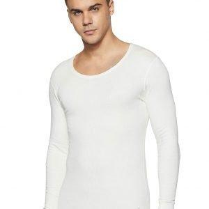 U.S. Polo Men's Thermal Top In White Color