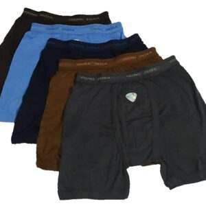 YOUNG INDIA GENTS  RIB LONG TRUNK  80 TO 100 PACK OF 5 PCS